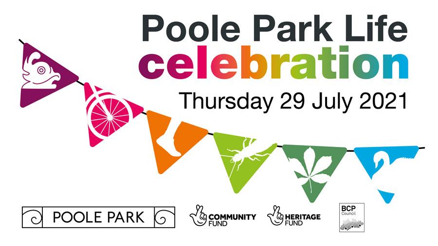 Poole Park Life Celebration Day 29th July 2021